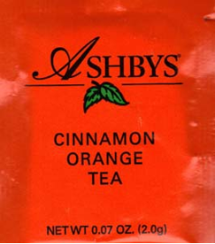 Ashbys Cinnamon Orange Tea