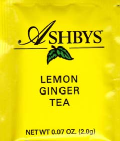 Ashbys Lemon Ginger Tea