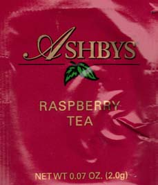 Ashbys Raspberry Tea