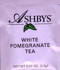 Ashbys White Pomegranate Tea