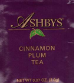 Ashbys Cinnamon Plum Tea
